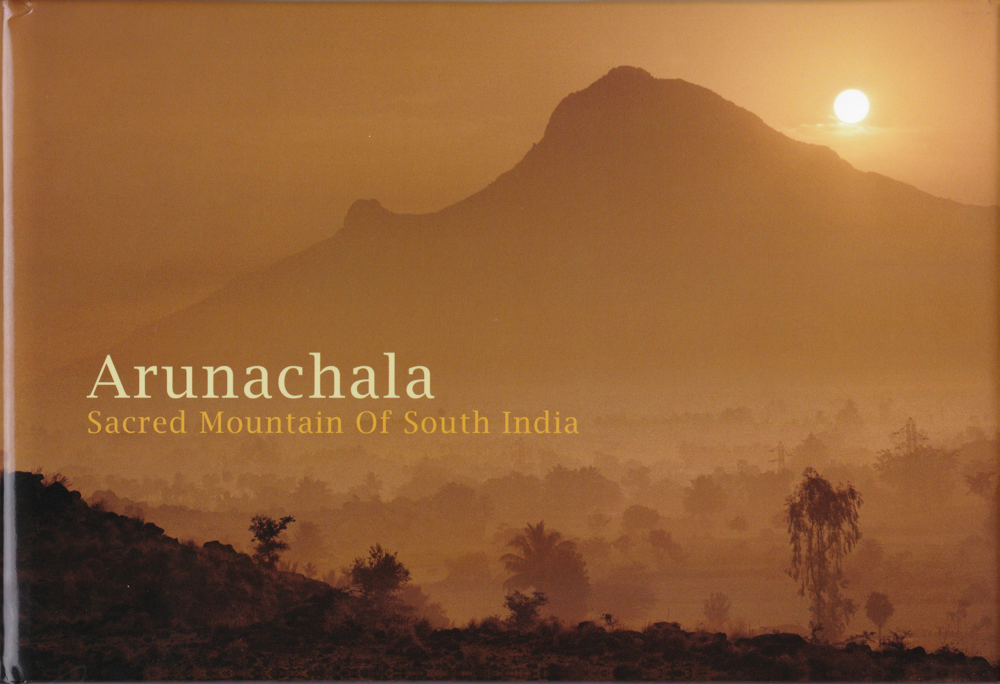 Arunachala Sacred Mountain of South India
