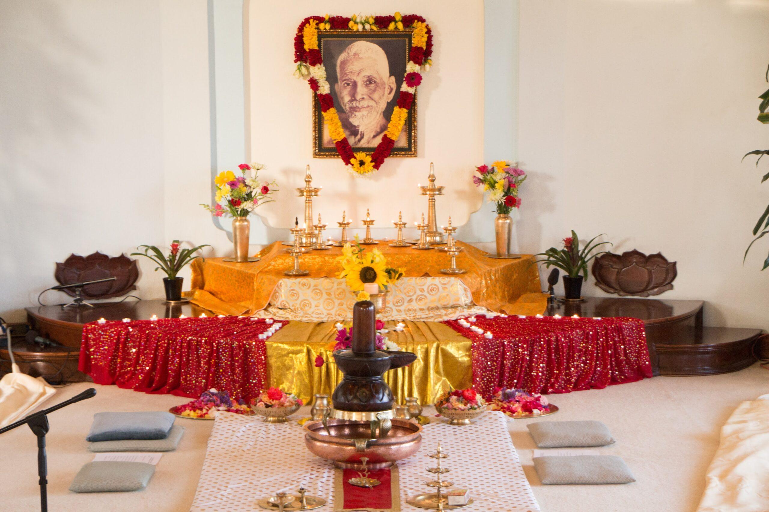 2021 Sri Ramana Maharshi Self-Realization Day